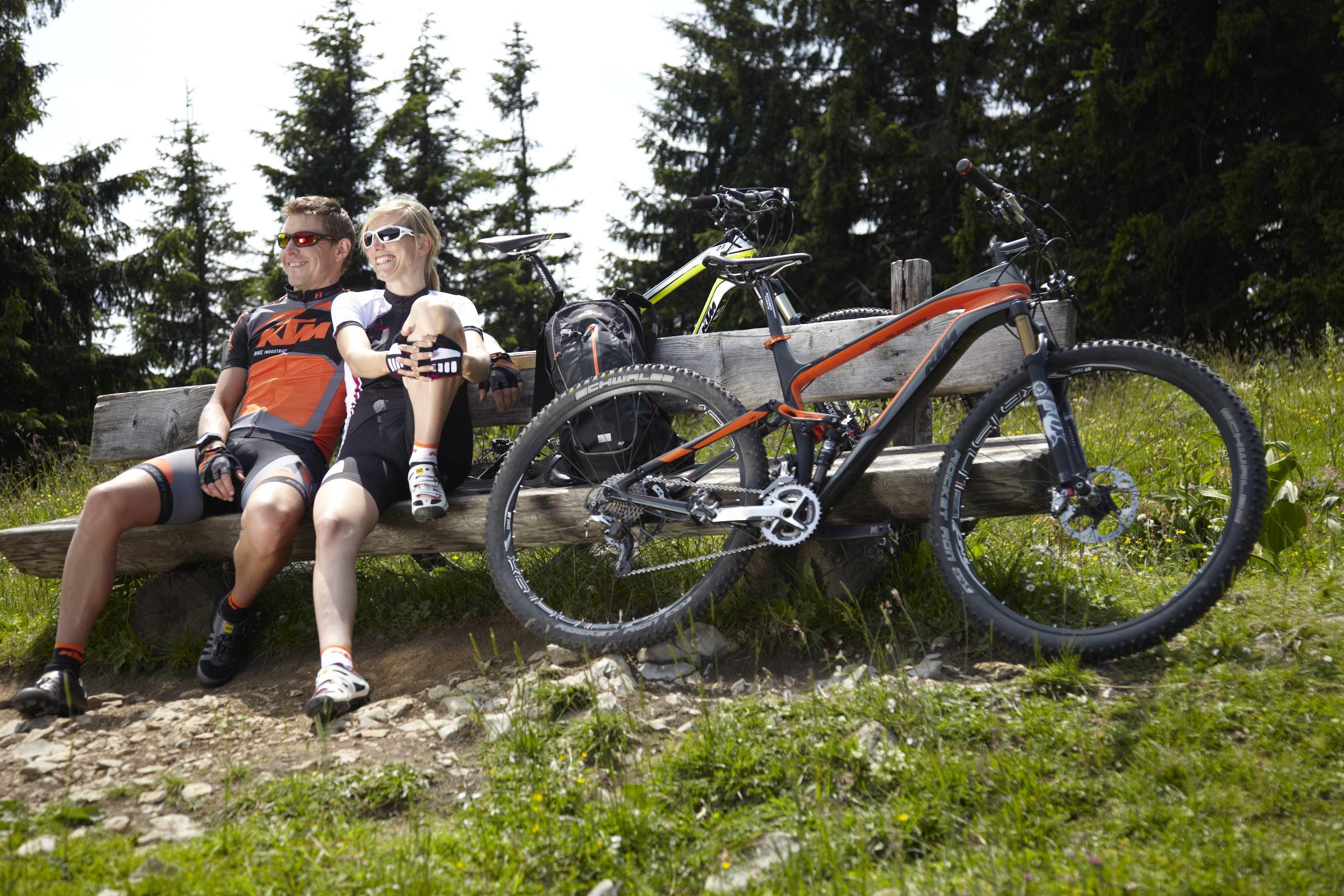 Ciclistas asegurados